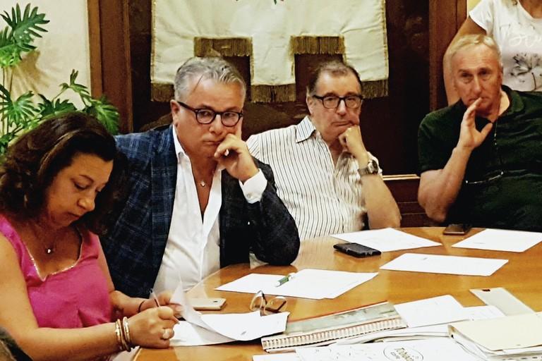 Michele Cianci, incontro su questione ambientale