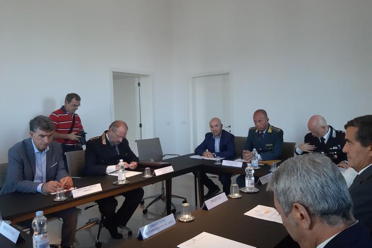 Si è riunito il Comitato per l'ordine e la sicurezza in Prefettura dopo l'aggressione al parroco di Sant'Agostino