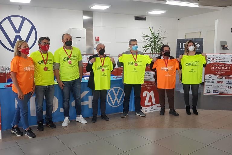 Presentata la Volkswagen Barletta Half Marathon