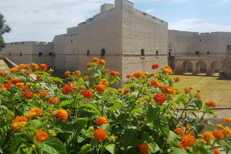 Castello di Barletta. <span>Foto Ida Vinella</span>