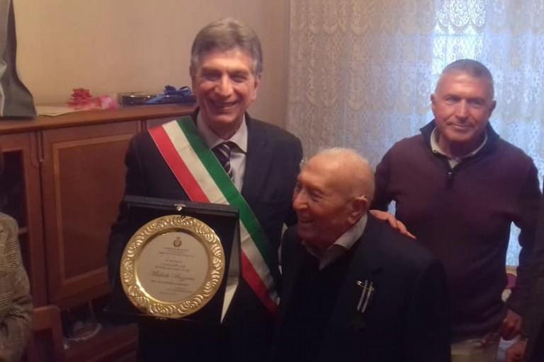 100 anni per il barlettano Michele Bizzoca