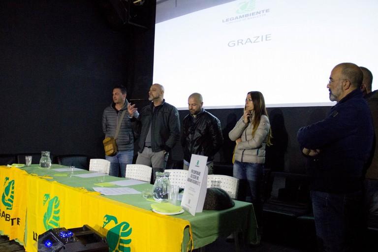 Prima assemblea generale del circolo Legambiente Barletta