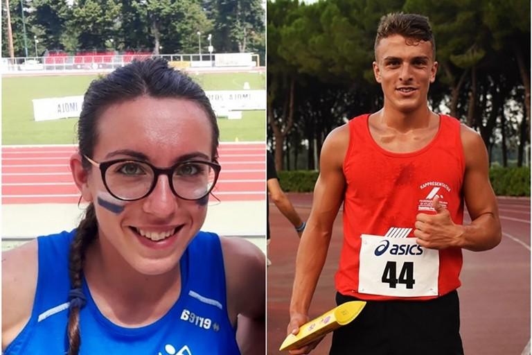Sabina Doronzo e Andrea Ribatti