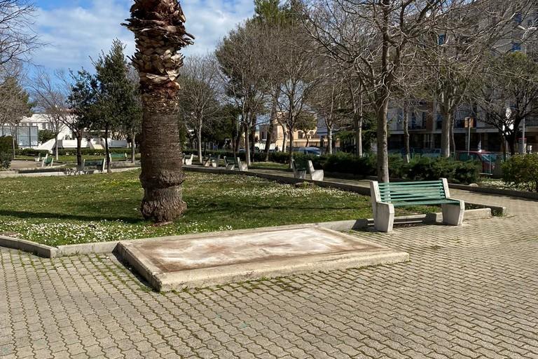 Giardini di via Leonardo da Vinci