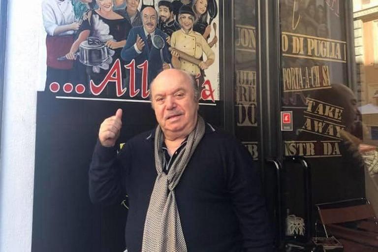 Lino Banfi a Roma