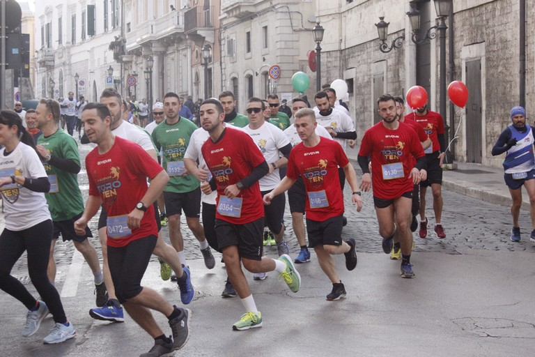 Toro Ten Marathon 2020