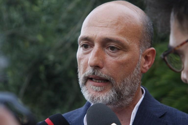Mario Conca. <span>Foto Ida Vinella</span>