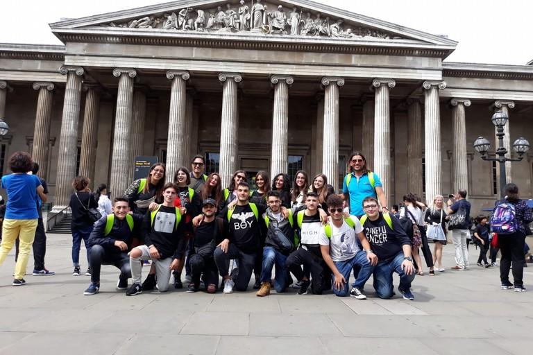 Alternanza scuola-lavoro dell'Archimede a Londra