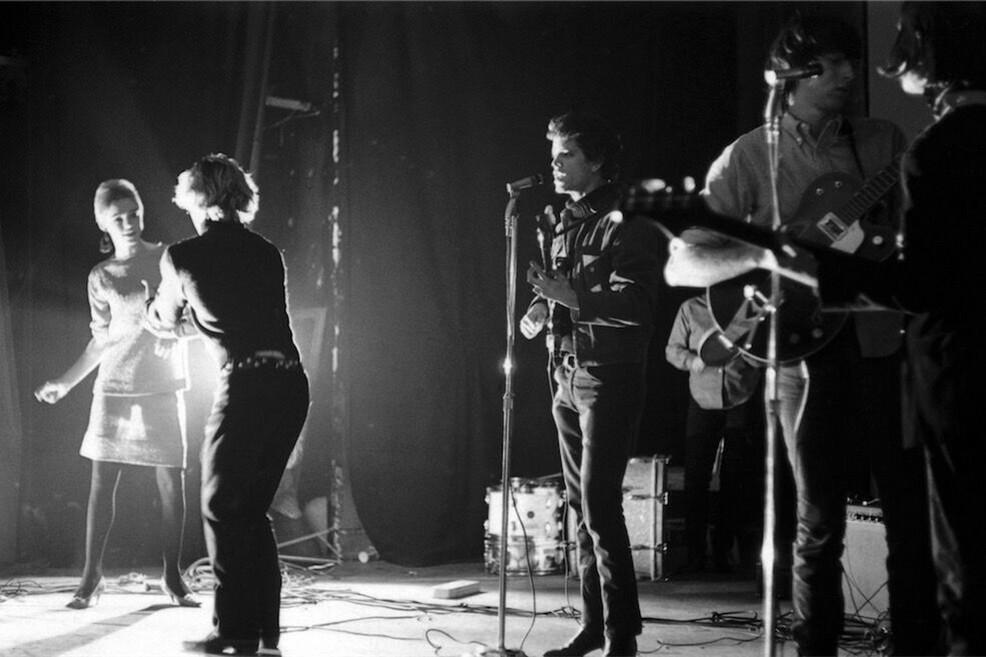 Andy Warhol & The Velvet Underground. <span>Foto ©Adam Ritchie, www.adam-ritchie-photo</span>