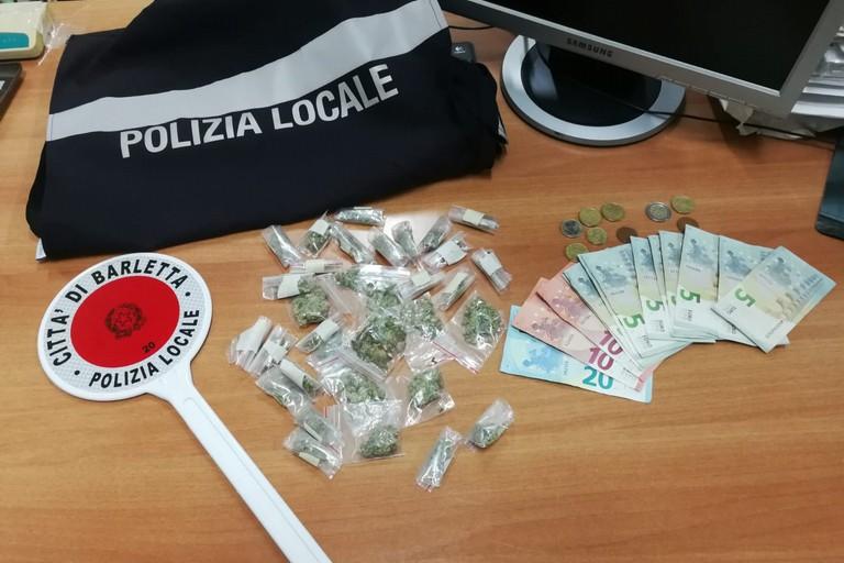 Arrestato 23enne a Barletta