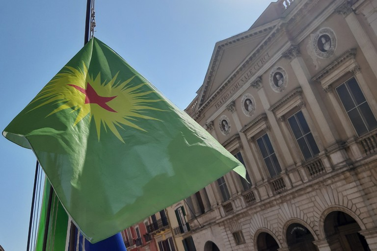 Bandiera curda