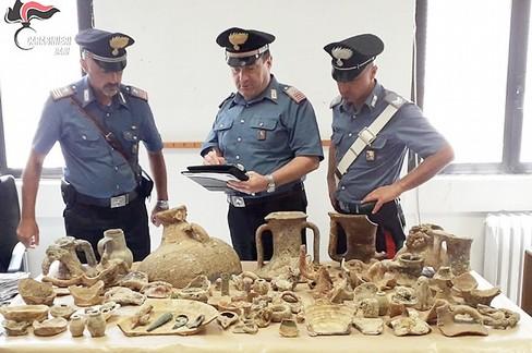 Sequestro effettuato dai Carabinieri