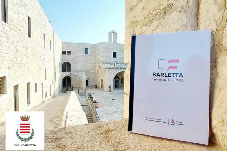 Barletta candidata capitale italiana del libro 2022