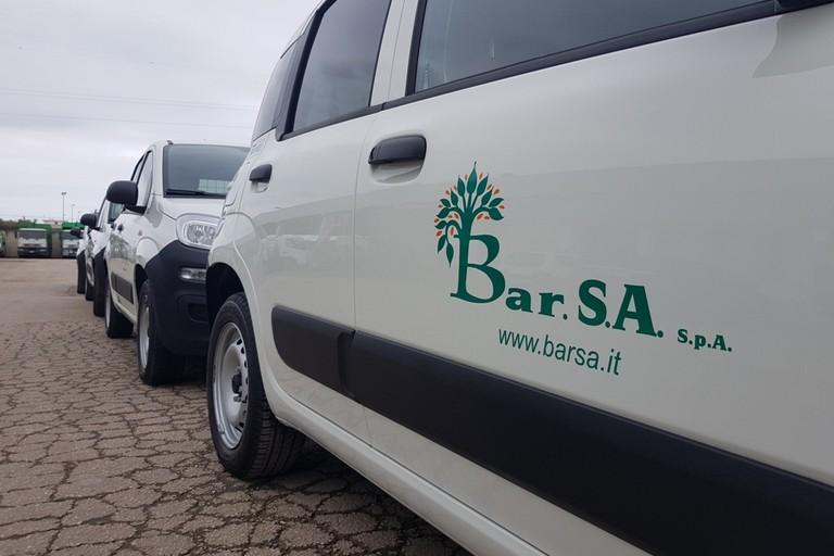 Barsa Auto Logo