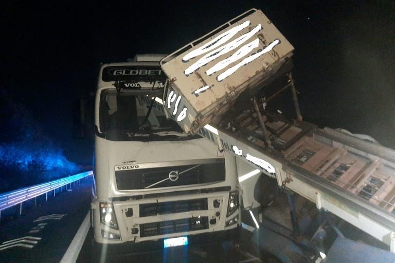 Incidente sulla A14 tra Andria e Canosa