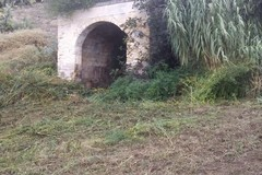 Ripulita la zona della fontana di San Ruggero grazie a un benefattore