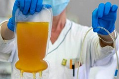 Urge sangue da pazienti Covid già negativizzati per andriese 50enne