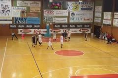 Basket, la Rosito cede a Molfetta: 90-55 il finale