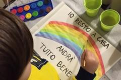 Barletta, andrà tutto bene: lo promettono i bambini