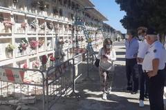 Loculi pericolanti nel cimitero di Barletta, la segnalazione arriva dai cittadini
