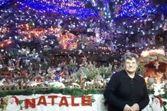 Il Natale più bello di Barletta, la signora Eleonora ci presenta il presepe di famiglia