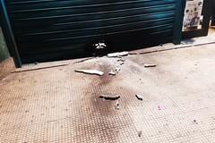 Esplosione nella notte a Barletta, ordigno in via dei Pini