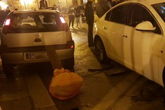 Tentato assalto alla gioielleria Bonadies, malviventi in fuga