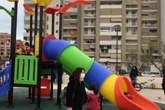 Parco dell'Umanità, completati giochi per bimbi e attrezzi