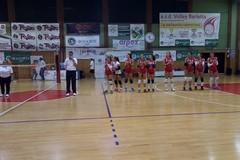 ASD Volley Barletta, bottino pieno alla prima di campionato