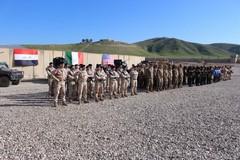 """Missione in Iraq, i fanti dell'82° Reggimento """"Torino"""" tornano a Barletta"""