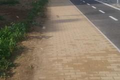 Parco in via Ofanto, area ripulita dopo la segnalazione
