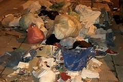 Petardi nei cestini dei rifiuti, Cianci: «Lockdown cerebrale»