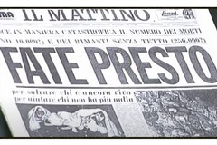 40 anni dal terremoto in Irpinia: il ricordo dei barlettani