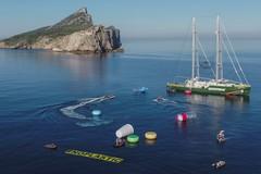"""""""Il mare ha bisogno del tuo aiuto"""". Raccolta plastica sulle spiagge di Barletta"""