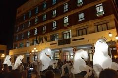 «Viva Barletta, città della Disfida!»: le parole del sindaco Cannito