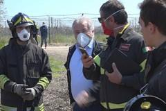 Spento incendio doloso a Barletta, avv. Cianci: «Necessario trovare i responsabili»