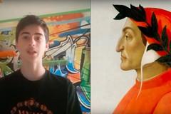 """""""Dantedì...stanti ma vicini"""": un progetto della classe 3H della scuola Baldacchini-Manzoni di Barletta"""