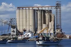 Addio ai silos di Barletta, le immagini prima della demolizione