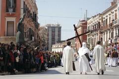 Processione del Venerdì Santo, tutte le immagini su BarlettaViva