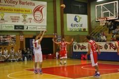Basket, sfida delicata contro Ceglie per la Cestistica Barletta