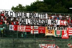 """Il Barletta si stringe al lutto per la scomparsa di """"Enzo il tedesco"""""""