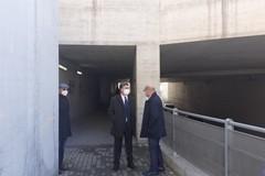 Sottopasso via Pertini, video sorveglianza contro il vandalismo