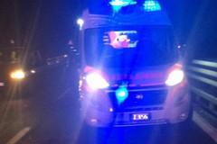 Altro incidente sulla SS16bis, all'uscita Barletta Ovest