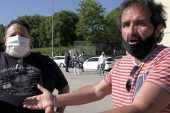 A Barletta il mercato non apre, la protesta dei commercianti