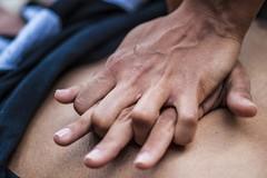 Donna colta da malore, i volontari ANPS di Barletta le salvano la vita