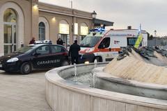 Aggressione in stazione a Trani, ferito un 25enne di Barletta