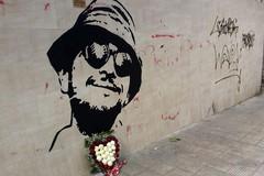 Dei fiori in via della Pace, per Agostino Magliocca il miglior ricordo