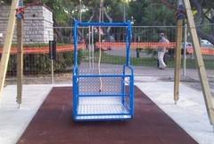 Anche a Barletta parchi giochi adeguati alle esigenze dei minori disabili