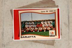 Amarcord biancorosso: 1990/91, l'inspiegabile e traumatico addio del Barletta alla Serie B