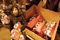 Ambulatorio popolare Barletta, donati 50 Happy Meal ai bimbi in difficoltà
